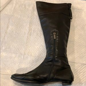 Shoes - Knee high leather jimmy choo boots